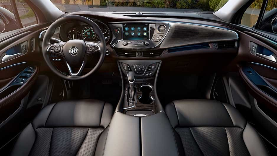 2017 Buick Envision #4