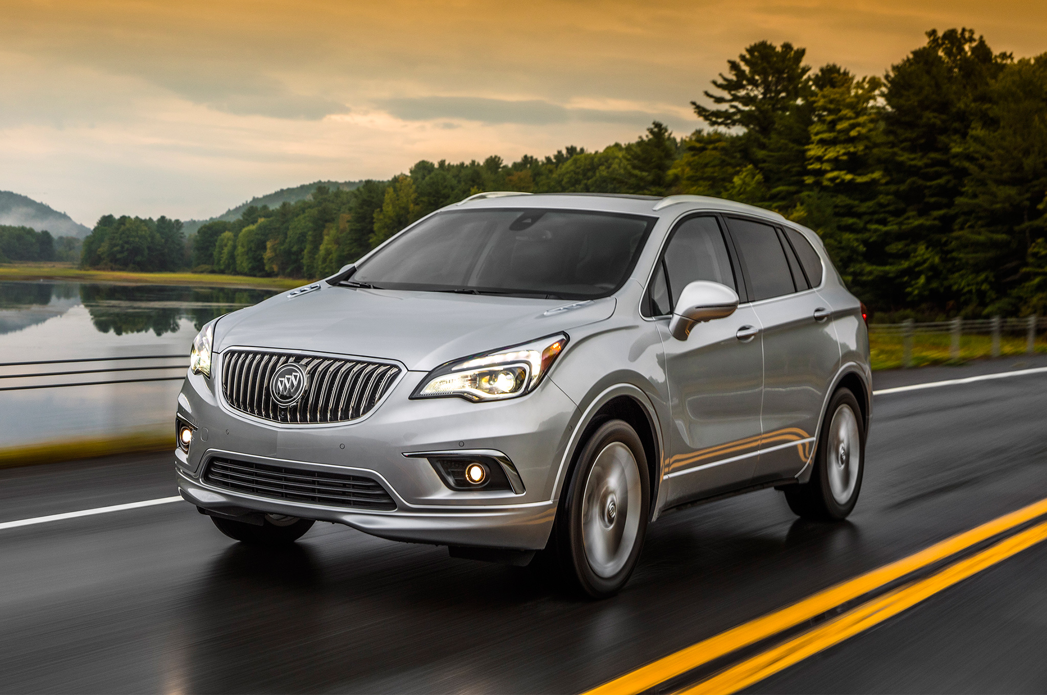 2017 Buick Envision #12
