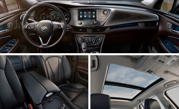 2017 Buick Envision #9