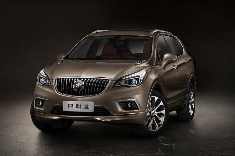 2017 Buick Envision #16