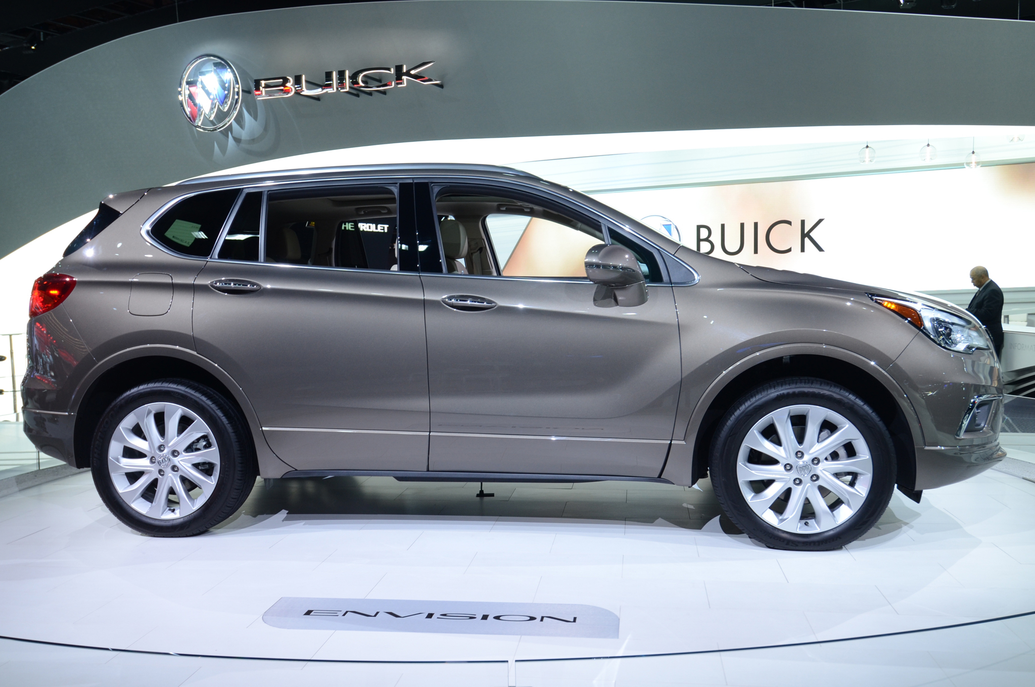 2017 Buick Envision #3