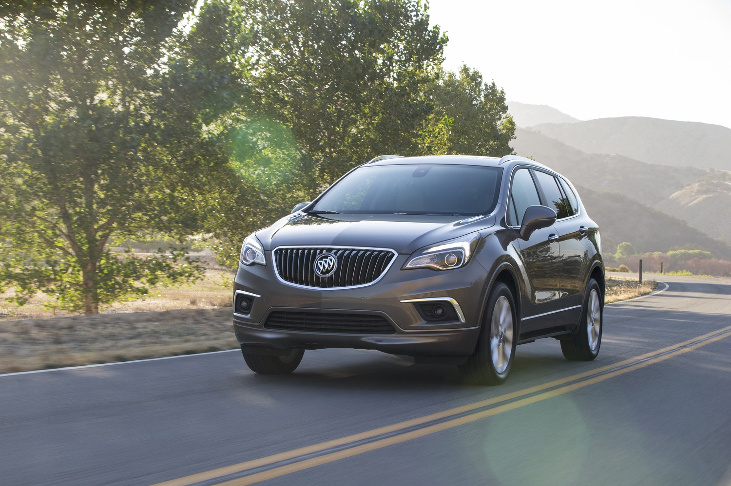 2017 Buick Envision #6