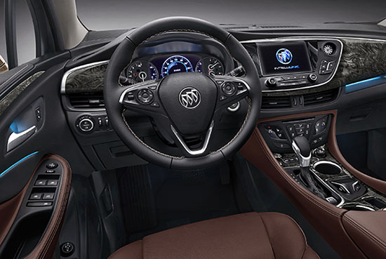 2017 Buick Envision #13