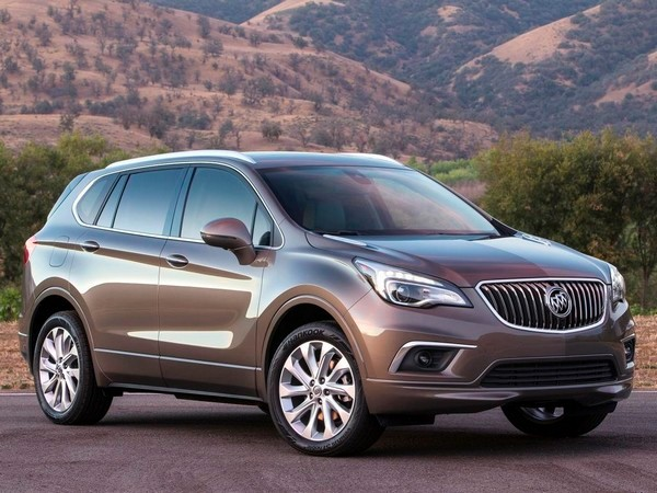 2017 Buick Envision #2