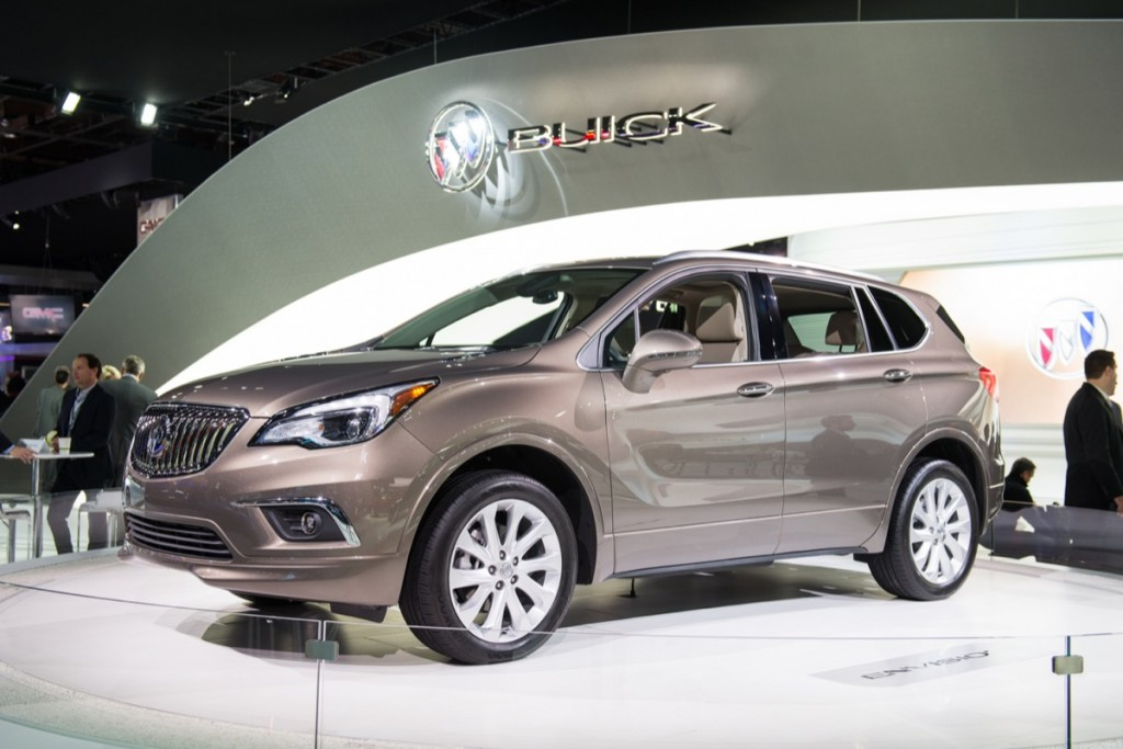 2017 Buick Envision #15