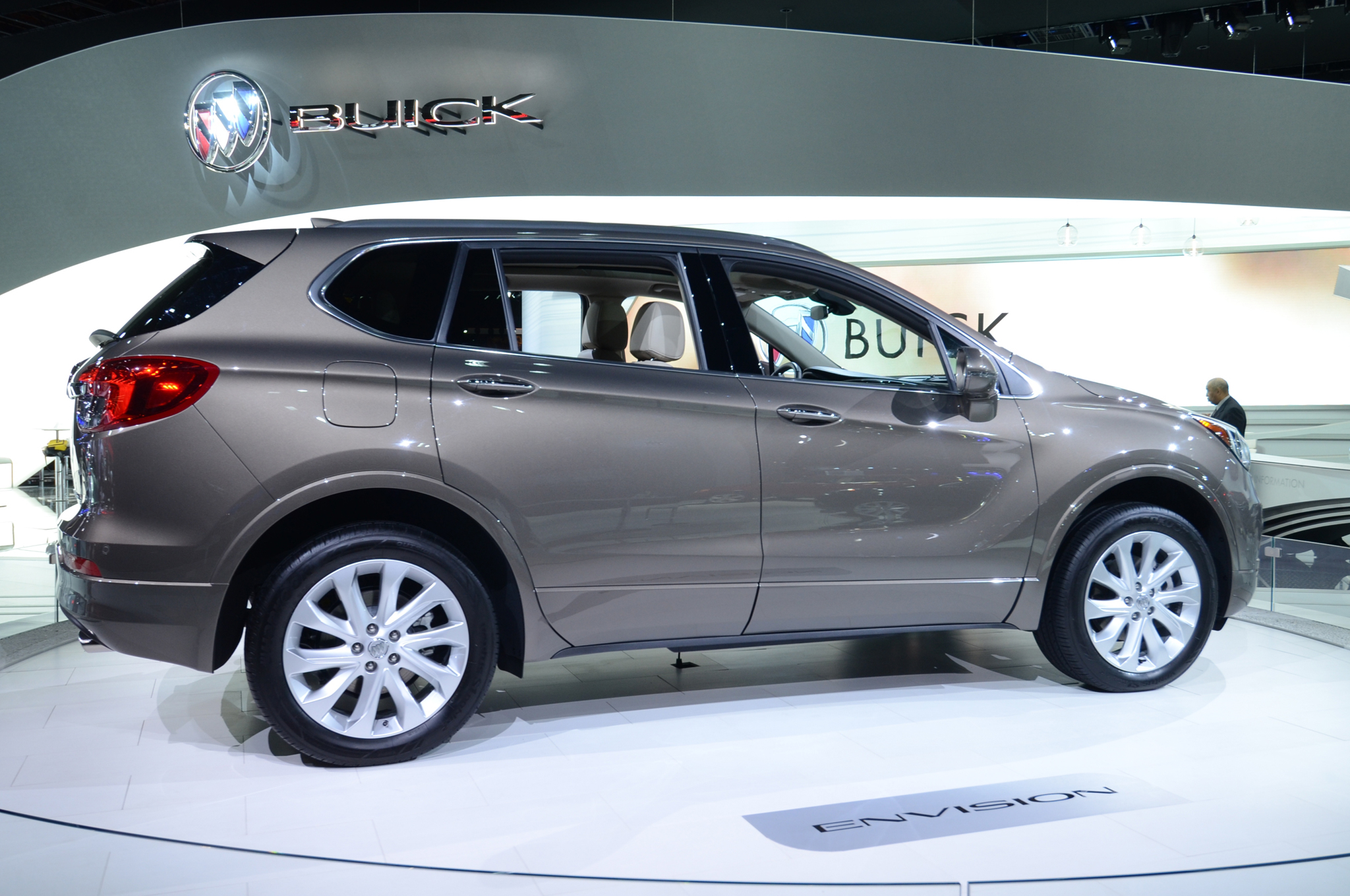 2017 Buick Envision #8