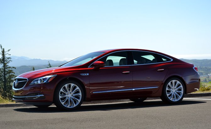 2017 buick lacrosse photos informations articles. Black Bedroom Furniture Sets. Home Design Ideas