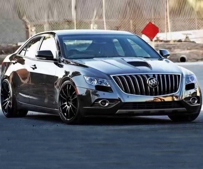 2017 Buick Regal #10