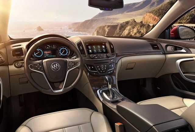 2017 Buick Regal #13