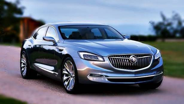 2017 Buick Regal #4