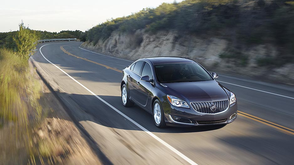 2017 Buick Regal #7