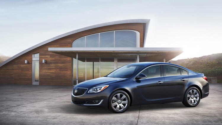 2017 Buick Regal #2