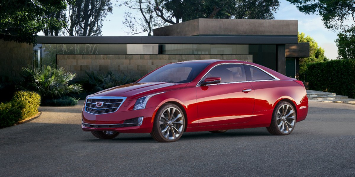 2017 Cadillac Ats Coupe Photos Informations Articles Bestcarmag Com