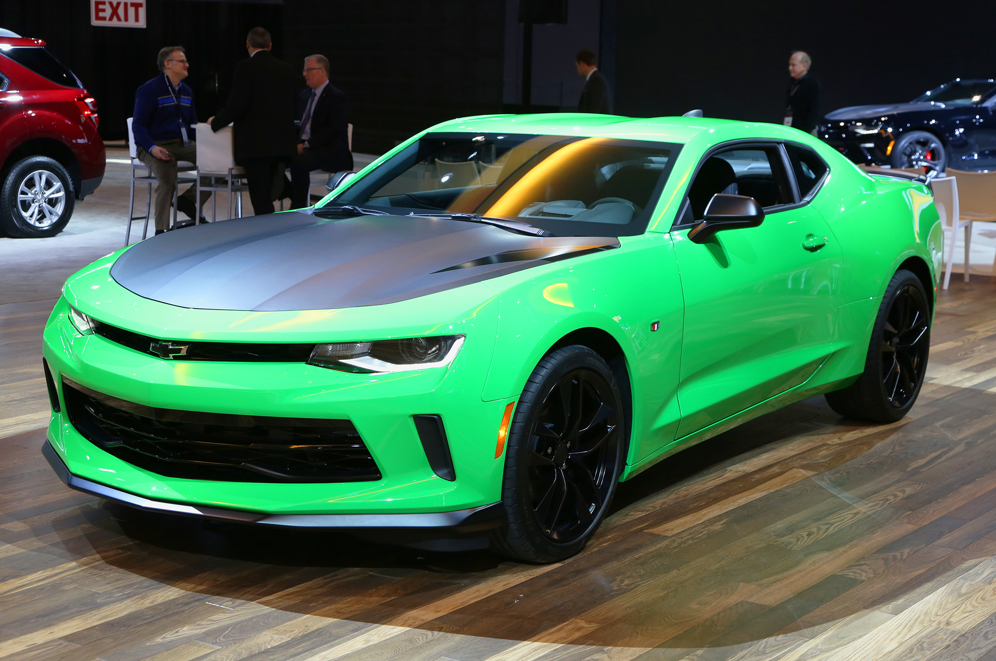 2017 Chevrolet Camaro s Informations Articles BestCarMag