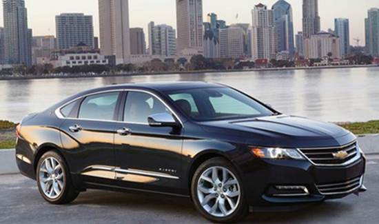 2017 Chevrolet Impala Photos, Informations, Articles ...