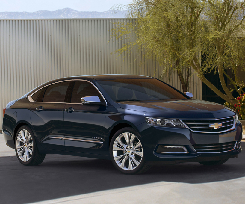 2017 Chevrolet Impala Photos Informations Articles