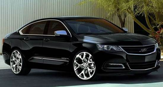 2017 chevrolet impala photos informations articles. Black Bedroom Furniture Sets. Home Design Ideas