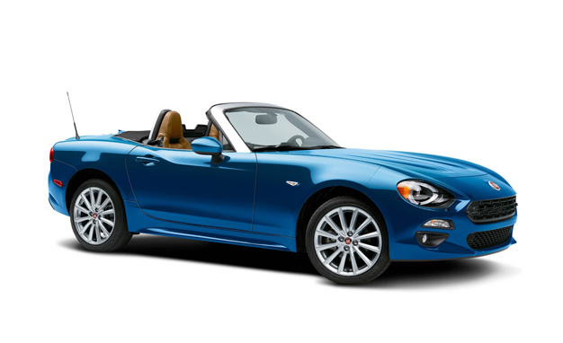 2017 Fiat 124 Spider Photos Informations Articles Bestcarmag