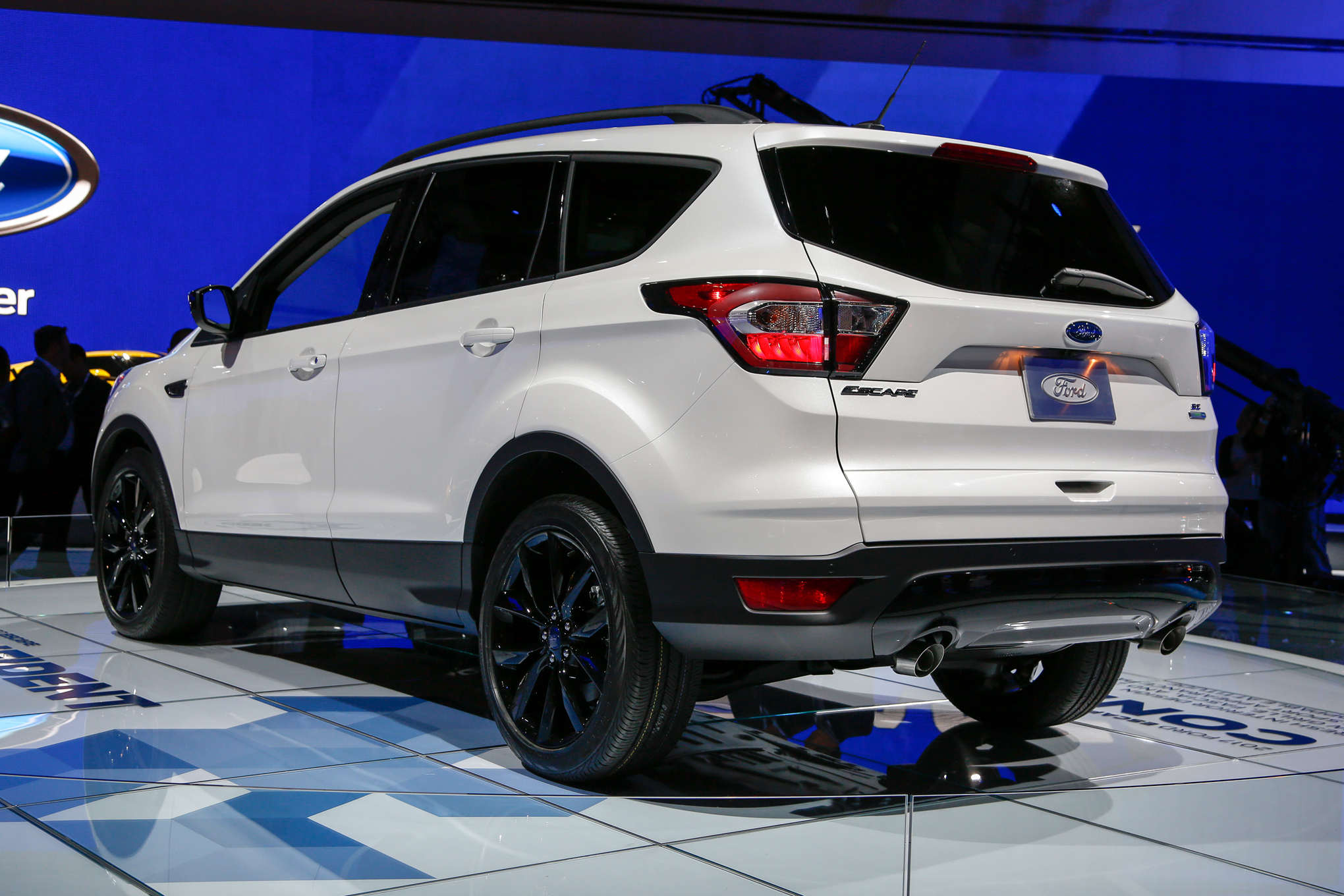 2017 Ford Escape 7