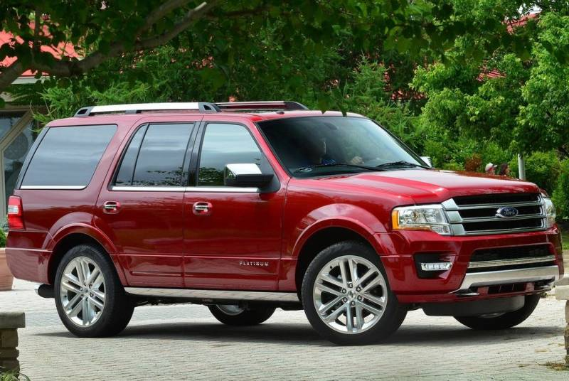 2017 Ford Expedition #11