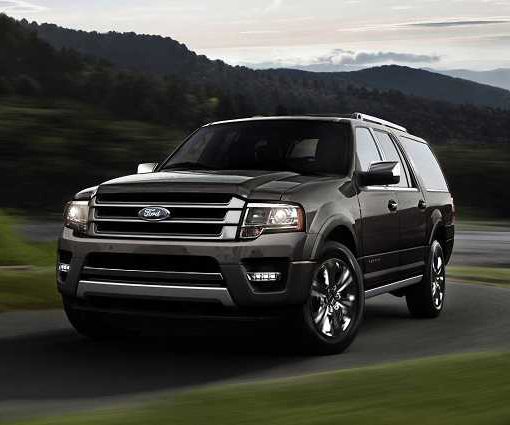 2017 Ford Expedition #10