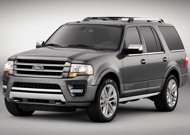 2017 Ford Expedition #4