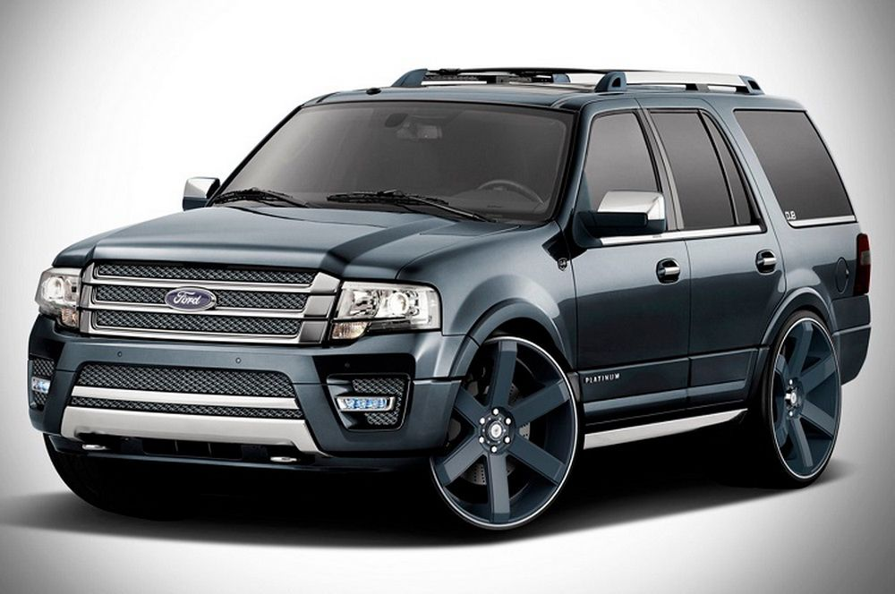 2017 Ford Expedition #1