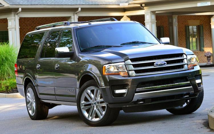 2017 Ford Expedition #9