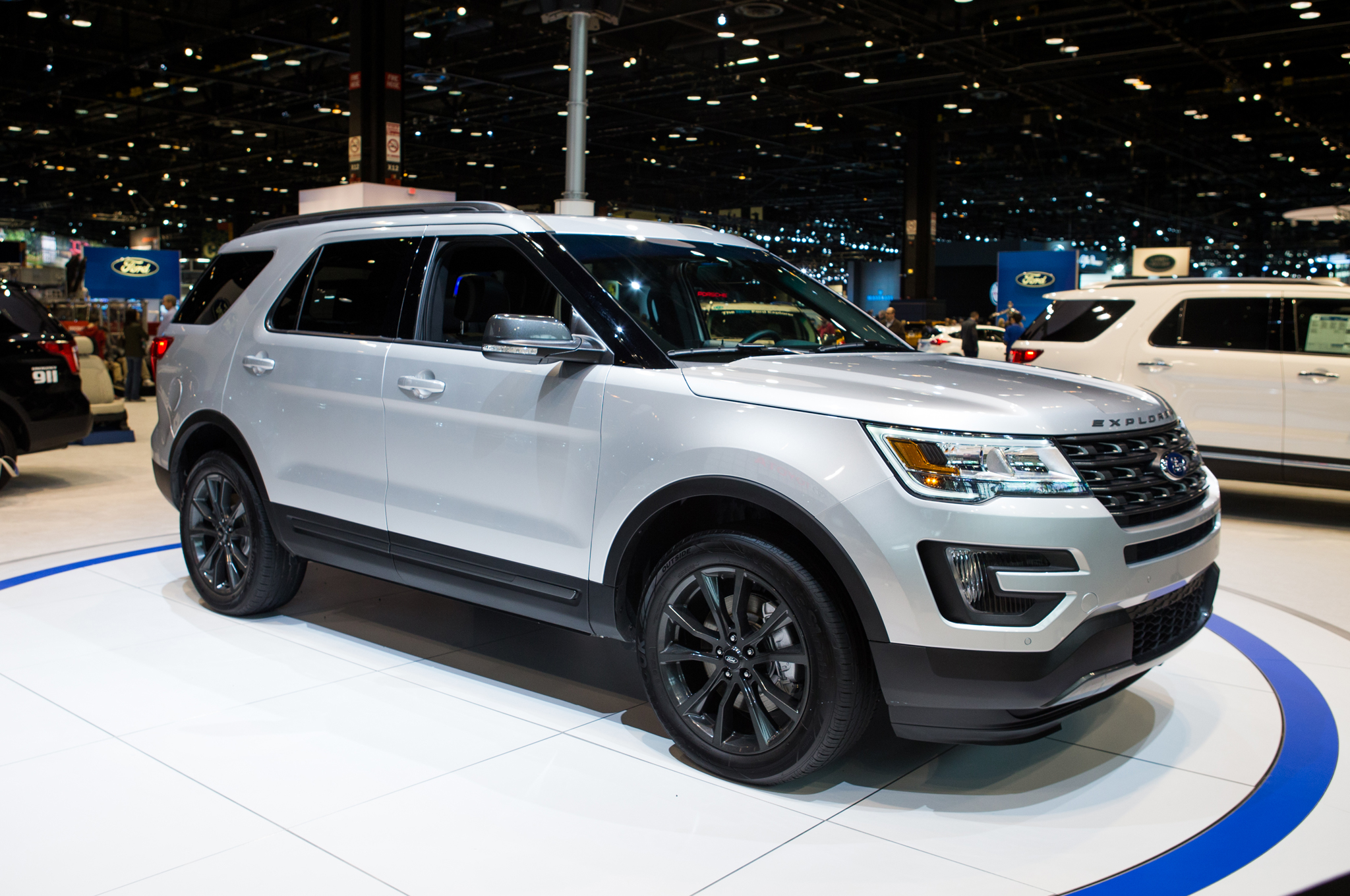 2017 Ford Explorer Photos Informations Articles Bestcarmag