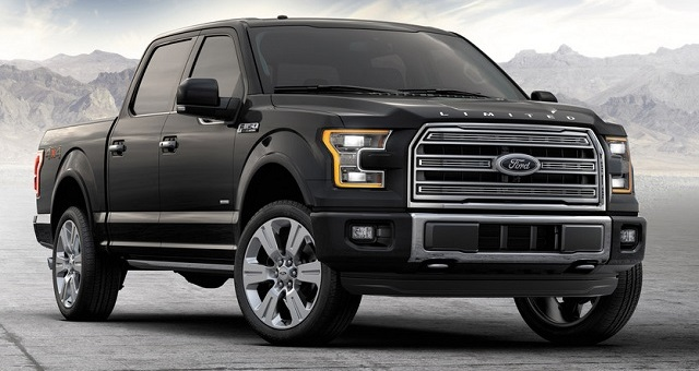 2017 Ford F-150 #6