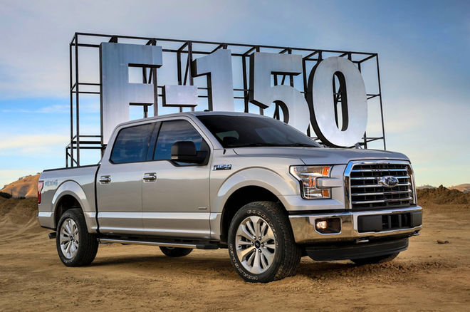 2017 Ford F-150 #12