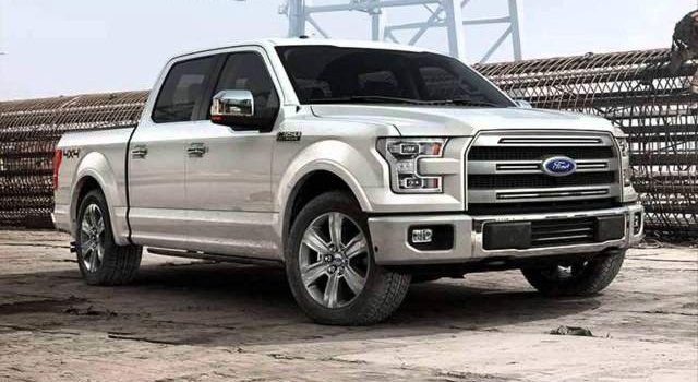 2017 ford f-150 photos, informations, articles - bestcarmag