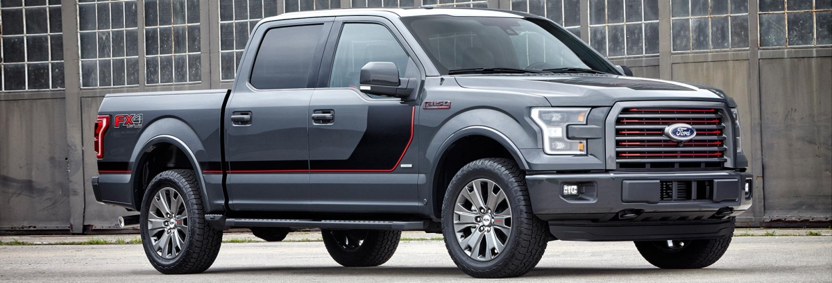 2017 Ford F-150 #3