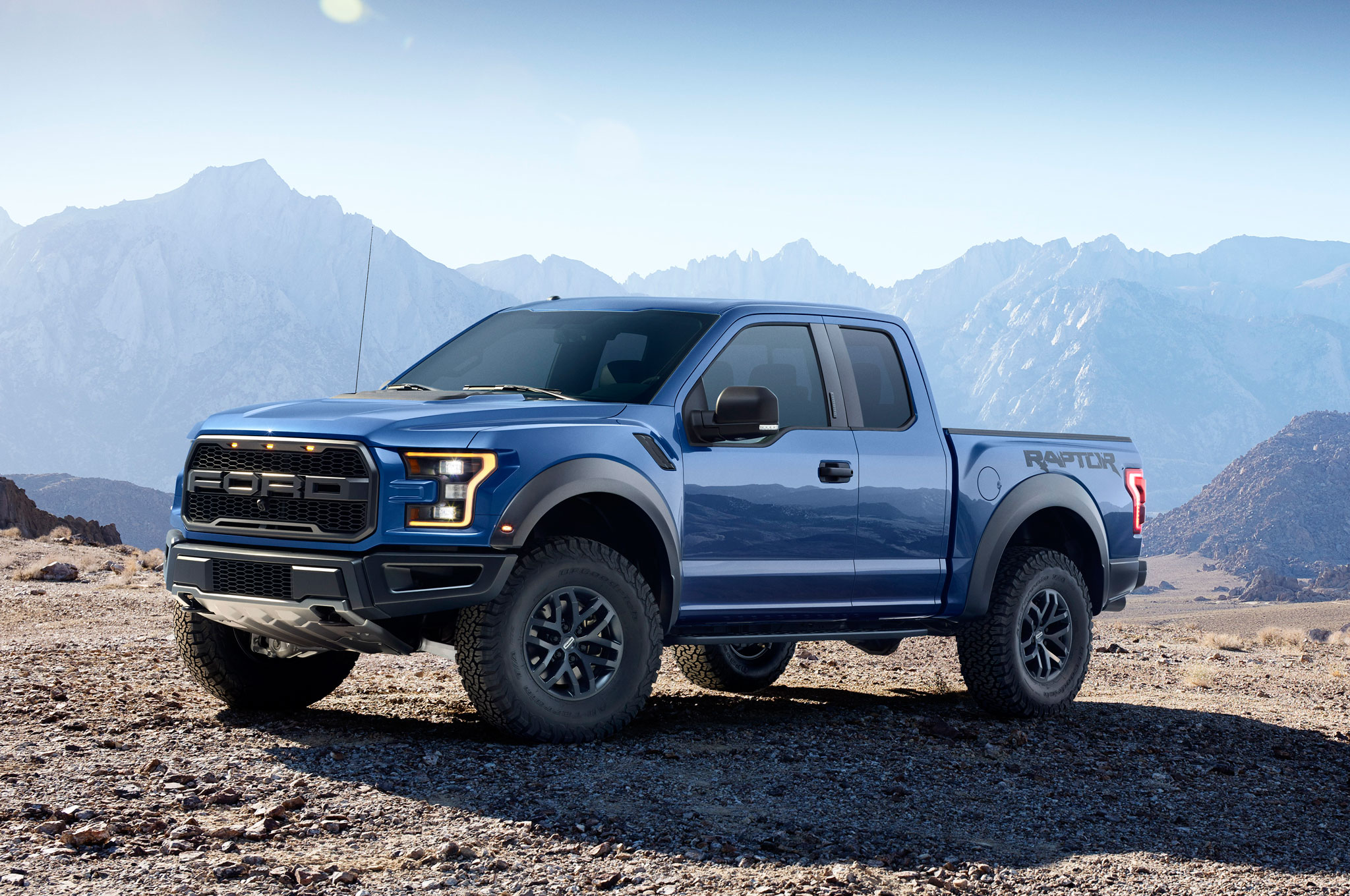 2017 Ford F-150 #7