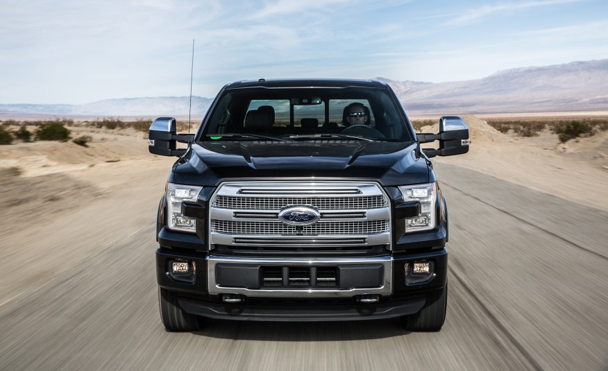 2017 Ford F-150 #10