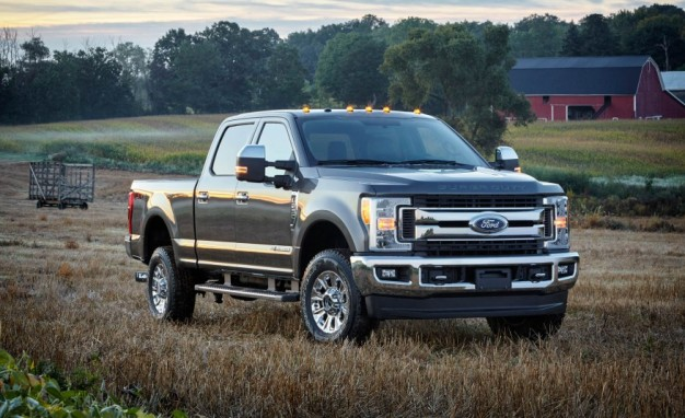 2017 Ford F-250 Super Duty #6