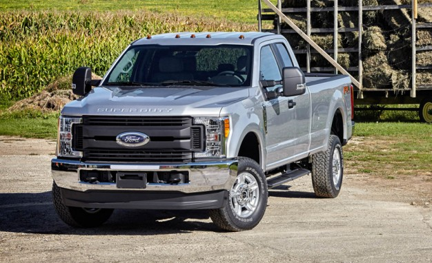 2017 Ford F-250 Super Duty #7