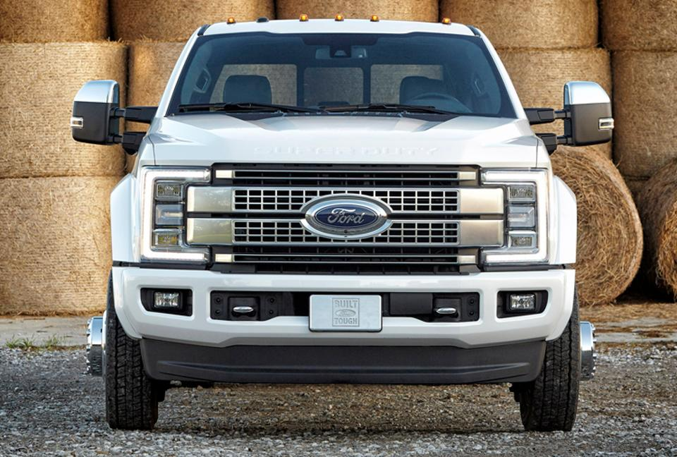 2017 Ford F-250 Super Duty #8