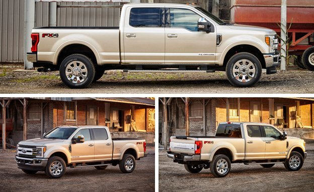 2017 Ford F-250 Super Duty #10