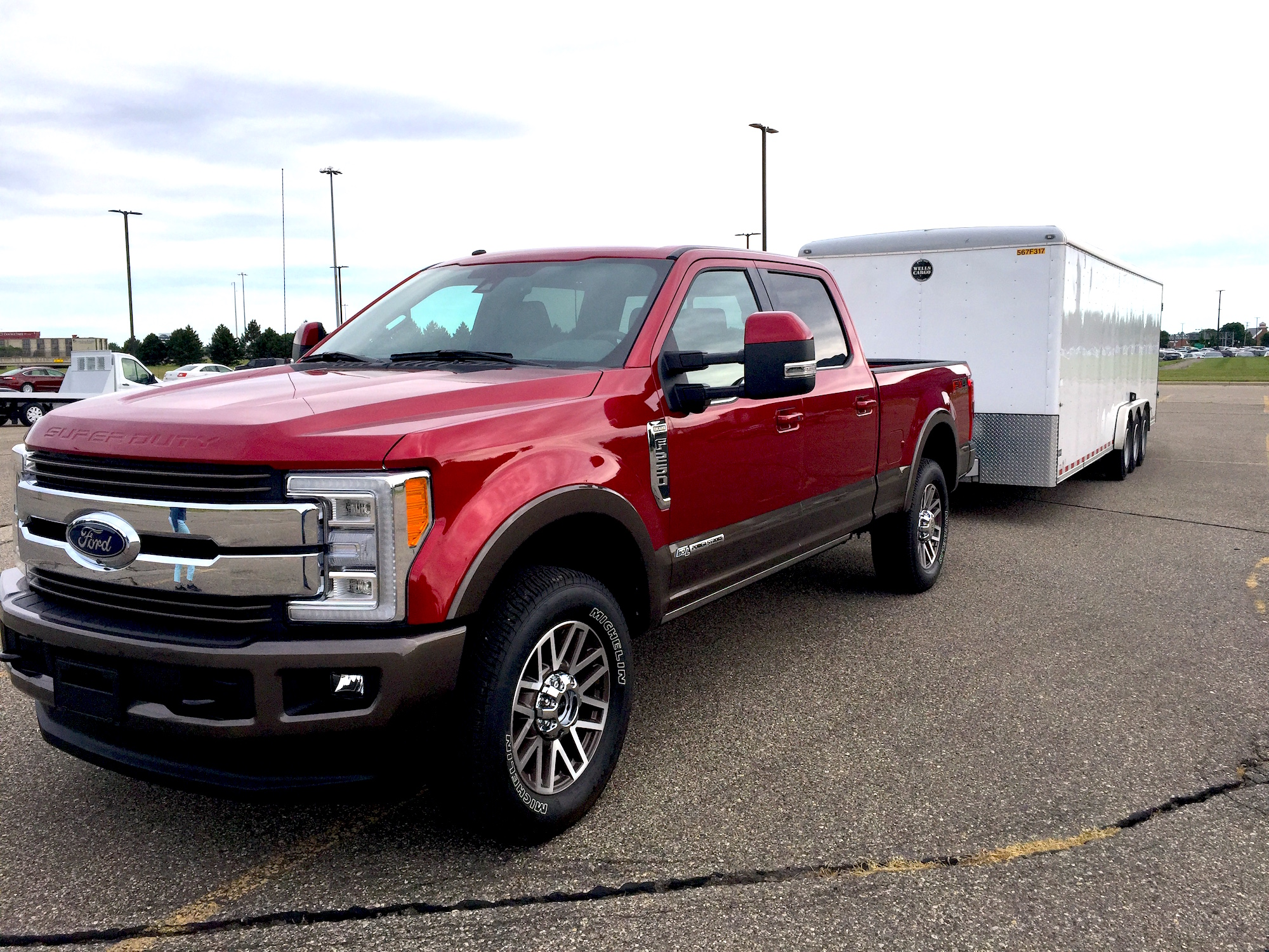 2017 Ford F-250 Super Duty #16