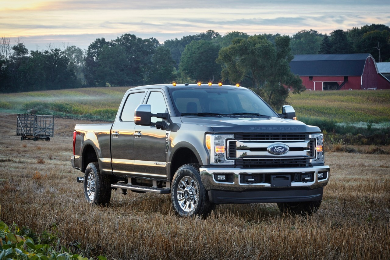 2017 Ford F-350 Super Duty #3