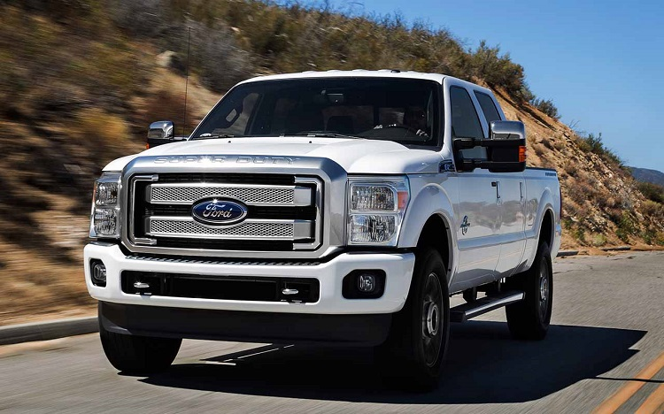 2017 Ford F-350 Super Duty #9