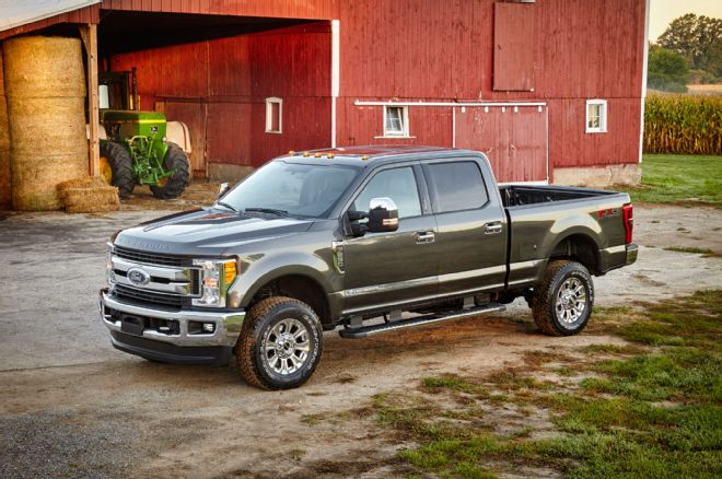 2017 Ford F-350 Super Duty #4