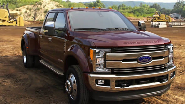 2017 Ford F-350 Super Duty #11