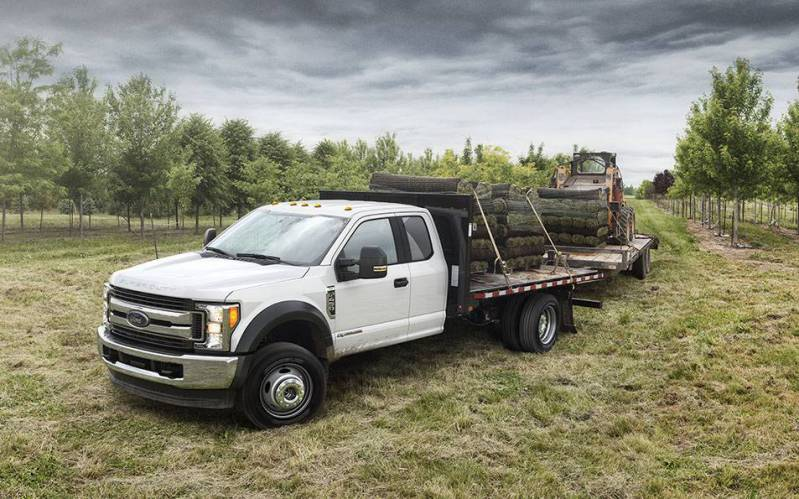 2017 Ford F-350 Super Duty #10