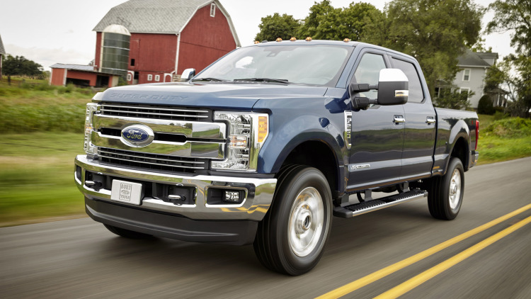 2017 Ford F-350 Super Duty #7