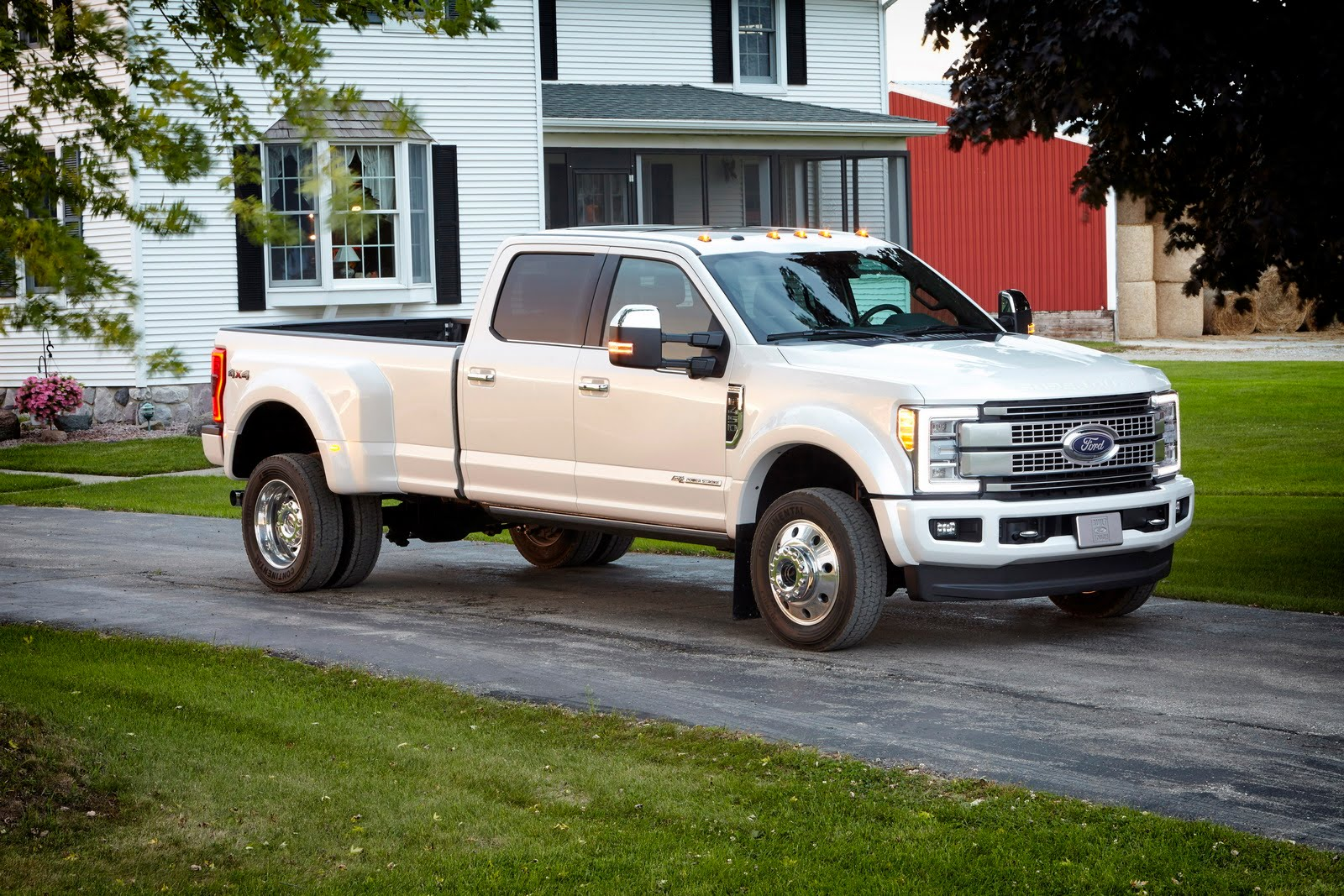 2017 Ford F-350 Super Duty #15