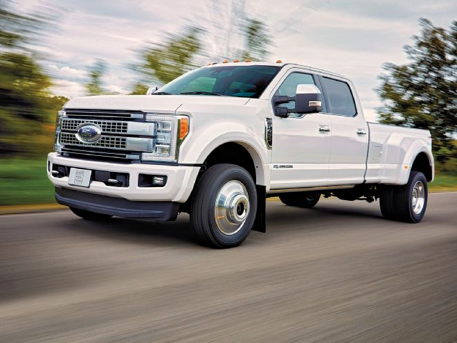 2017 Ford F-350 Super Duty #5