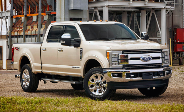 2017 Ford F-350 Super Duty #1