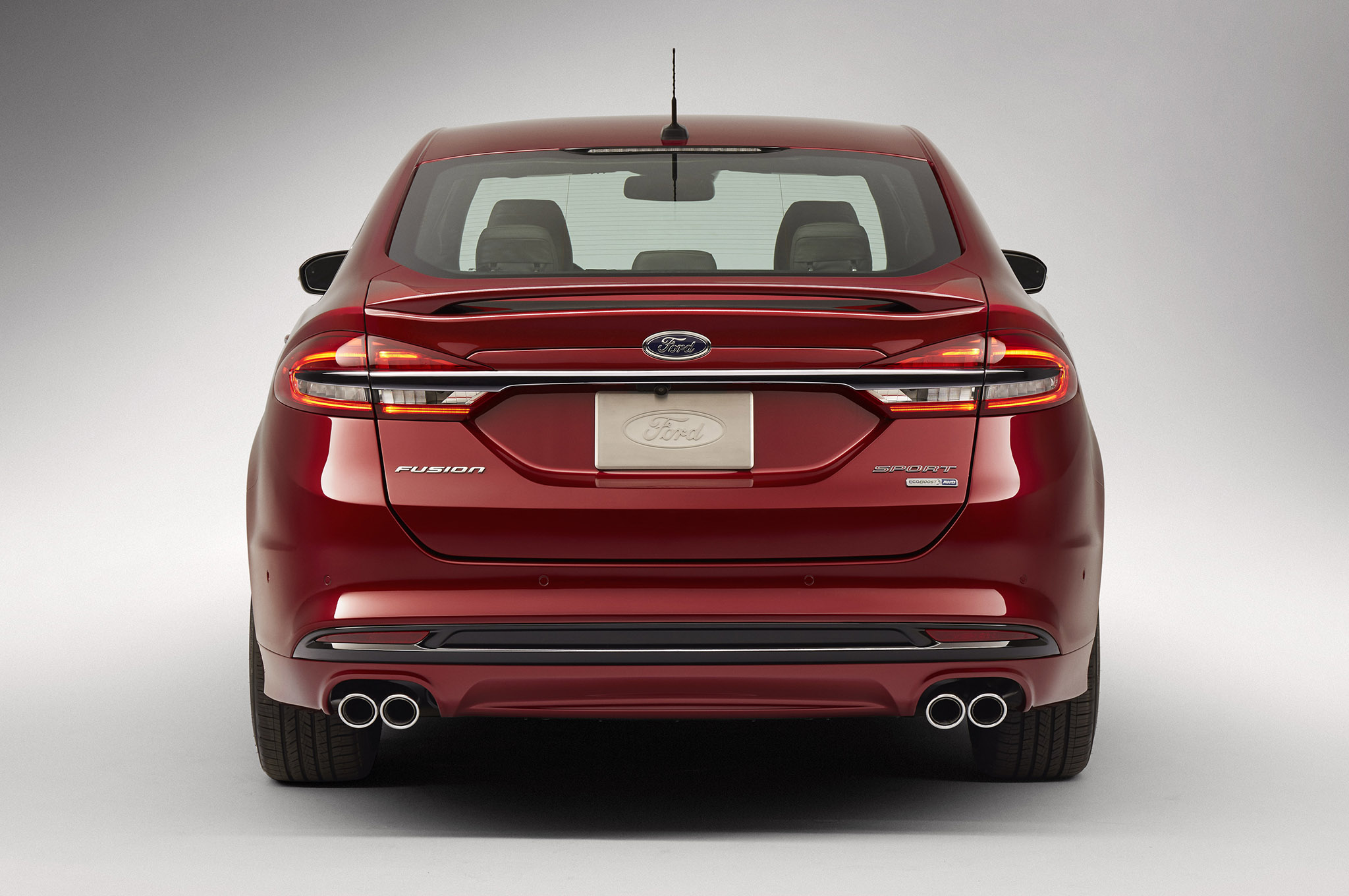 2017 Ford Fusion #7